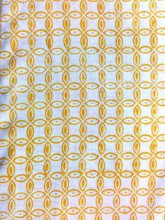 "5 yard Loose Fabric Handmade 100% Cotton""Hand Block"" Sanganeri Print Fabric CSZ #Handmade"