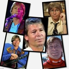 JD collage Country Music Videos, John Denver, He's Beautiful, People Of The World, Growing Up, Jr, Collage, Singer, Collages