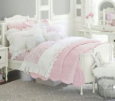 fresh cut floral girls bedding the land of nod kateu0027s big girl room pinterest room group and girls