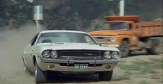 1970 Dodge Challenger R/T - Vanishing Point (1971)