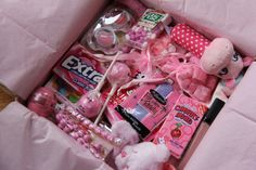 Everything Pink Care Package
