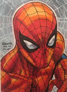 Spider-Man by Todd Nauck *