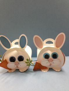 Curvy Keepsakae bunnies - Stampin' Connection