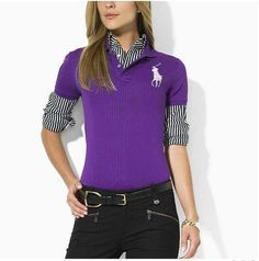 1353f9455b89c 54 Best Ralph Lauren Womens Polos images   Polo shirts, Ice pops ...