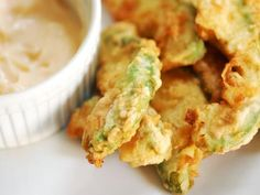 Fried Avocado #cincodemayorecipe >> http://www.hgtv.com/entertaining/avocado-fries/index.html?soc=pinterest
