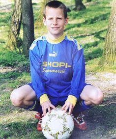 Young Kevin Gameiro. (France)