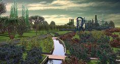 Parque del canal