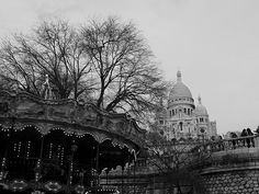 My lovely photo of Le Sacre Couer, in Paris