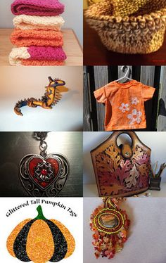 Fall is Around the Corner ~~~~~ G* 7 by D' LaGrace on Etsy--Pinned with TreasuryPin.com