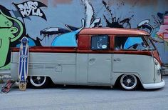 Double Cab VW's are so cool