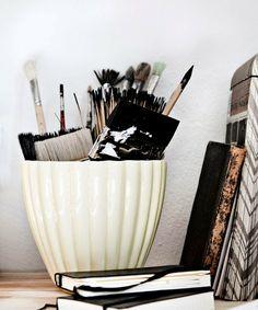 La maison d'Anna G.: Creative workspace - Louise Breyen