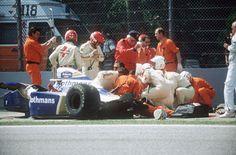 Ayrton Senna accident - San Marino Grand Prix - May 1st 1994