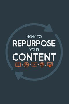 11 ways to repurpose your best content. Content marketing tips and tricks to improve your social media presence and strategy Inbound Marketing, Marketing Automation, Marketing Digital, Content Marketing Strategy, Marketing Tools, Business Marketing, Internet Marketing, Online Marketing, Social Media Marketing