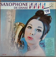 Nick Ayoub - Saxophone De Danse (Vinyl, LP, Album) at Discogs