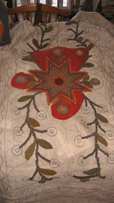 Country Freckles: Wool Rugs and Sale throws
