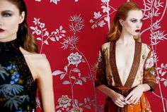 The Collections: by Erik Madigan Heck for Harper's Bazaar UK February 2015