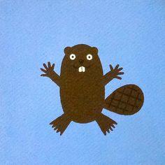 Hug Beaver