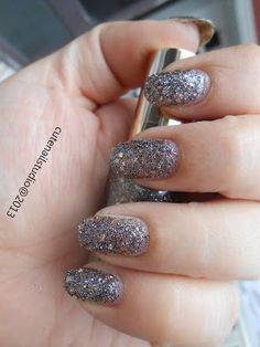 L'Oreal L'Or Sunset Nail polish swatches