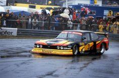 """Hans Heyer - Ford Capri III Turbo (Div. 2) - Mampe Ford Zakspeed - X. AvD/MVBL-Rundstreckenrennen """"Bergischer Löwe"""" - 1979 Deutsche Rennsport Meisterschaft, round 1"""