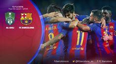 El FC Barcelona confirma el amistoso en Doha