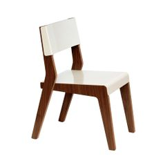 Lock is the new seating solution from Housefish. FSC certified plywood combined with powdercoated steel to make a beautiful, simple, comfortable chair. Kitchen Table Chairs, Table And Chairs, Dining Chairs, Tables, Dining Room, Walnut Veneer, Walnut Wood, Modern Furniture, Furniture Design