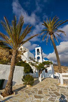 Church in Ios, Greece