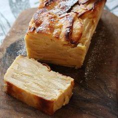 フランスの林檎ケーキ [クックパッド]  French Apple cake