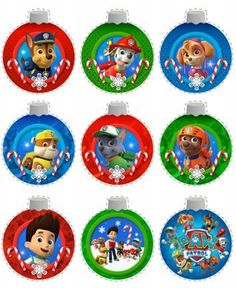 paw patrol stickers - Google Search