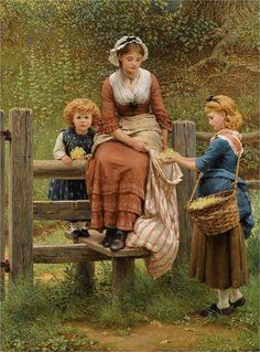 Pintura: George Dunlop-Leslie (2)