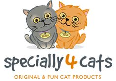Specially 4 Cats - Original and Fun Products Just For Cats Cat Products, Taylormade, Pet Stuff, Cat Toys, Cool Cats, Neko, The Originals, Fun, Fin Fun