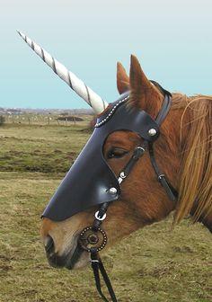 unicorn bridle!