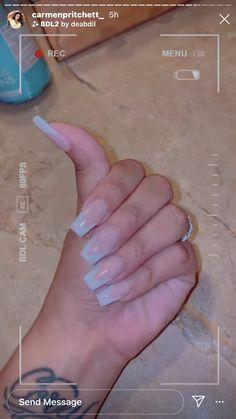 Full Set, Nails, Finger Nails, Ongles, Nail, Nail Manicure