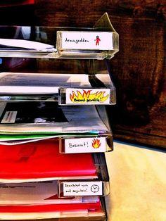 Eskalationsstufen im Dokumentenmanagement - http://www.dravenstales.ch/eskalationsstufen-im-dokumentenmanagement/