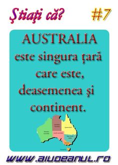 Continents, Good To Know, Portal, Fun Facts, Australia, Science, Memes, Culture, Meme
