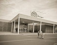 Vintage Target photos from the '60s. The first Target opened its doors on May 1, 1962, in Roseville, MN.