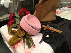 """""""#parkland #movie remains of the day... Sad moment in history."""" ~ @Beloving2 (Marcia Gay Harden)"""