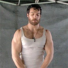 These GIFs Of Henry Cavill Made Me Weak So They'll Probably Make You Weak Too