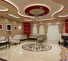 Ceiling Design Living Room, Bedroom False Ceiling Design, False Ceiling Living Room, Living Room Designs, Living Room Decor, Design Bedroom, Dream Shower, Pop Design, Modern Ceiling