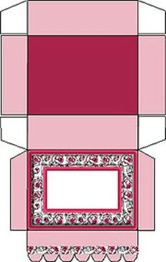 tissue box template