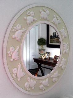 bunny mirror