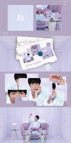 Bts Jin, Bts Jungkook, Taehyung, Dear World, Baby Pink Aesthetic, V Bts Wallpaper, Retro Background, Bts Playlist, Cute Cartoon Wallpapers