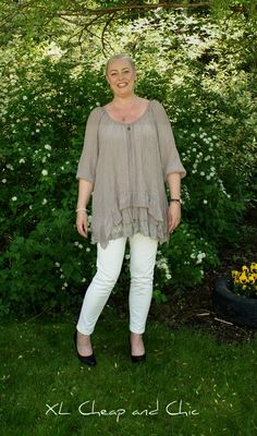 XL Cheap & Chic: Unohtunut lempitunika - Forgotten favourite tunic....