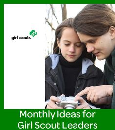 Fantastic list of meeting ideas for Girl Scout leaders from the Girl Scouts of Illinois!