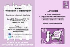 Taller de Arteterapia.
