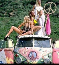 Hippies, Peace