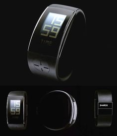 Curve Watch by Philippe Starck