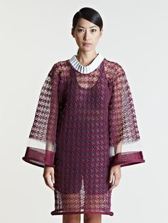 Martina SPETLOVA | Knitted Dress