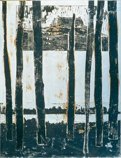 Anselm Kiefer: Die Holzschnitte: