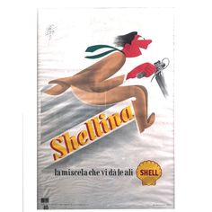 Pubblicità della Shell