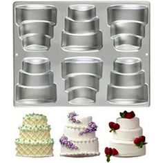 Excellent Wedding Cake Serving Set Tall Cheap Wedding Cakes Flat Purple Wedding Cakes Wedding Cake Cutting Songs Youthful Best Wedding Cake Recipe BrightFunny Wedding Cake Mini Dessert Mold. Perfect For Making Mini Cakes Or Cheesecakes ..